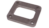 T4 Inlet Flange Stainless 1/2 Inch Thick (STAINLESS)