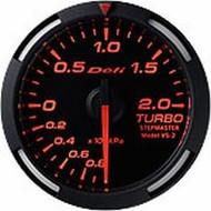 Defi Red Racer Boost Gauge