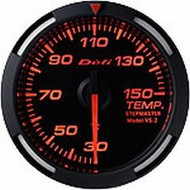 Defi Red Racer Temp Gauge