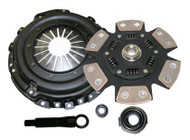 Comp Clutch 2004-2011 Subaru STI Stage 4 - 6 Pad Ceramic Clutch Kit