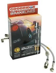 Goodridge SS Brake Line Kit for Nissan GT-R (2009-2011)
