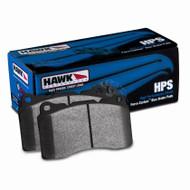 Hawk Nissan GT-R Performance Ceramic Rear Brake Pads (Z-Code)