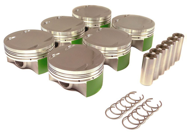 Cosworth Nissan GT-R R35 Forged Piston Set