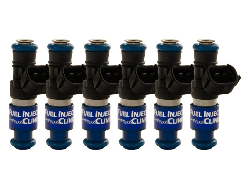 Fuel Injector Clinic DSM & EVO 8/9 1100cc Top-feed Injector Set (High-Z)