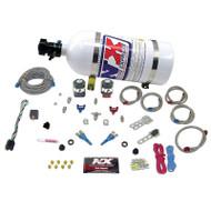 BMW EFI All (50-300HP) Dual Nozzle Nitrous Kit w/ 10LB Bottle