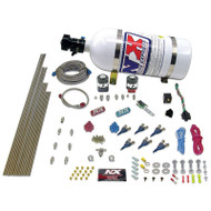6-Cyl Gasoline EFI Direct Port System w/ 10LB Bottle