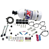 GM EFI Dual Stage Nitrous System w/ 10LB Bottle
