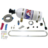 N-Tercooler Spray Ring System w/ 10LB Bottle (Remote Mount Solenoid)