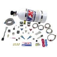 Dual Nozzle Sport Compact System w/ 10LB Bottle
