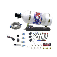Honda NXL 4 Cylinder Direct Port Nitrous System w/ 10LB Bottle