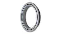 "Aluminum V-Band Flange for 2.5"" O.D. Tubing (Single Flange)"