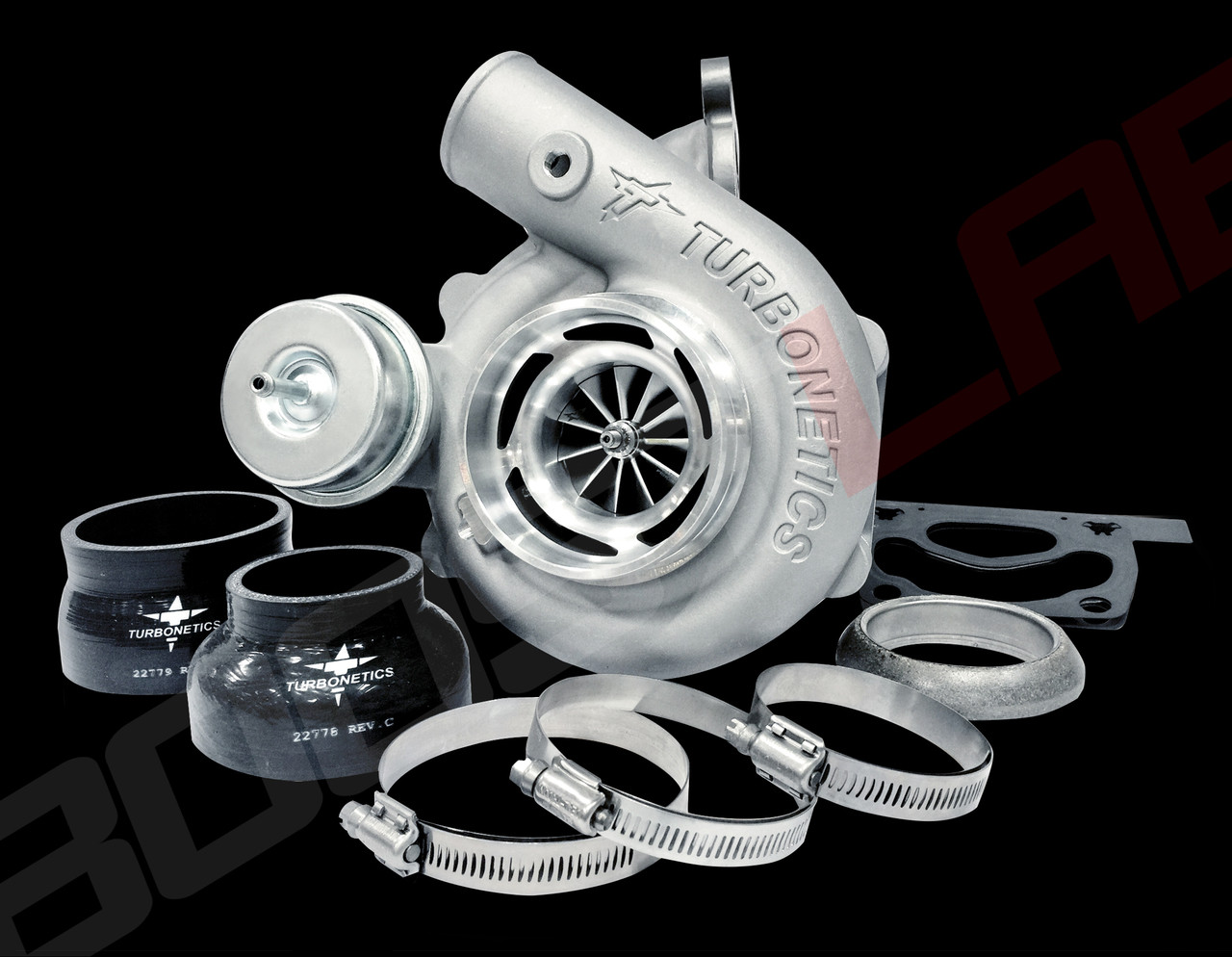 FORD MUSTANG 2 3L ECOBOOST DROP IN UPGRADE TURBOCHARGER