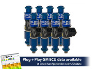 FIC 1100cc Injectors for LS1/LS6