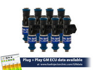 FIC 1100cc Injectors for LS2