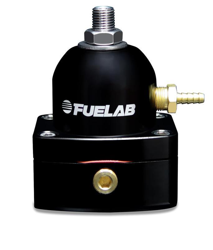 Standard Seat 25-90 PSID EFI 10AN Inlets Fuelab Fuel Pressure Regulator