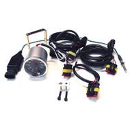 Garrett Turbo Speed Sensor Kit w/ Gauge (Street)