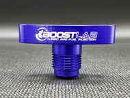 BL Billet T3/T4 Turbo Oil Drain Flange (-10 AN) PURPLE EDITION