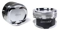 Manley Platinum Series Pistons for 2JZGTE & 2JZGE (STD 86mm bore, Flat Top 10:1 CR)