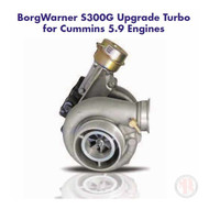 S300GX Upgrade Turbo for Cummins 5.9 Engines