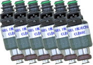 Fuel Injector Clinic 525cc Mitsubishi 3000GT- VR4 / Dodge Stealth Injector Set (High-Z)