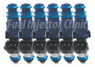 Fuel Injector Clinic 2150cc Toyota Supra TT 2JZ BlueMAX Injector Set