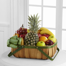 Thoughtful Gesture Fruit Basket