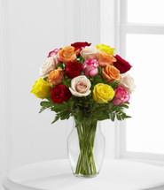 Enchanting Rose Bouquet