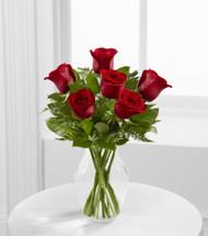 Simply Enchanting Rose Bouquet
