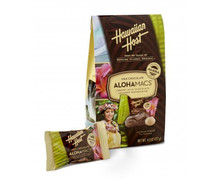 AlohaMacs Milk Chocolate Stand-Up Bag 4.5 oz