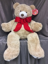 """""""Cuddles"""" 60 inch Giant Teddy Bear"""
