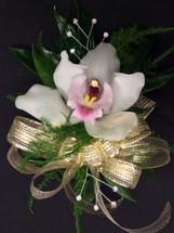 Cymbidium Orchid Wrist Corsage