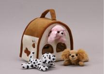 """10"""" Dog Finger Puppet House"""