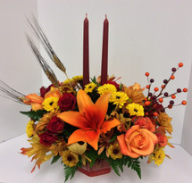 Autumn Berry Harvest Bouquet