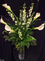 Calla Lily Garden Vase