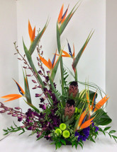 Tropical Tranquility Arrangement