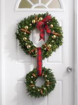 Scent of Cinnamon™ Double Wreath