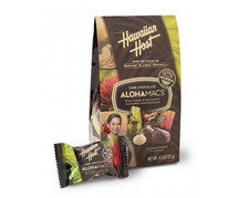 AlohaMacs Dark Chocolate Stand-Up Boutique Bag