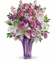 Teleflora's Lavished In Lilies