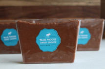 Blue Moose Gourmet Fudge - Belgian Chocolate