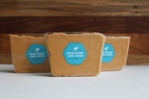 Blue Moose Gourmet Fudge - Sea Salt Caramel