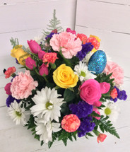Easter Egg Centerpiece