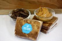 Blue Moose Gourmet Fudge - Chocolate Peanut Butter