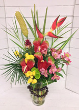 Luau In A Vase