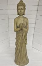 "40"" Standing Buddha Garden Statue - Resin"