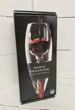 Magic Decanter wine aerator