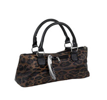 Wine Clutch - Cougar