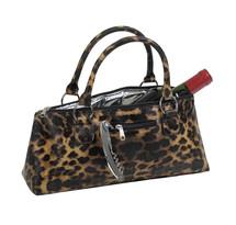 Wine Clutch - Jaguar