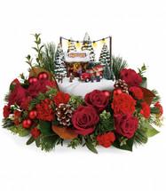 Thomas Kinkade's Festive Moments Bouquet