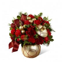 The FTD® Holiday Delights Bouquet