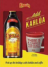 Kahlua and Coffee Mug